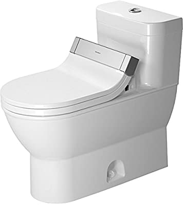 Duravit 2123010005 Toilet Darling New, 1-Piece