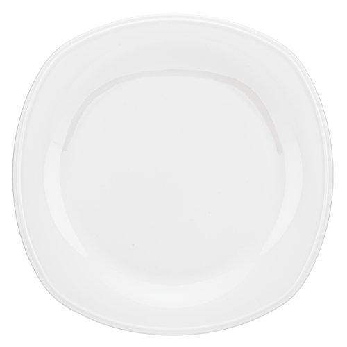 Lenox Simply Fine White Square Platter, 13