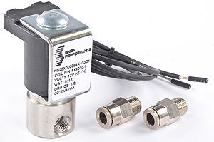 (Snow Performance 40060 Solenoid Upgrade (fluid flow))