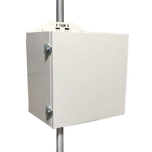 UPSPro 48V 50Ah 2400Wh Outdr Backup Pwr Sys, 48V 480W Cont Load Out, 48V 60A MPPT TempComp Chrg Ctrl w/Status Disp/20A Load Ctrl, 120/240VAC 72V600W Batt Chrg, 2-4