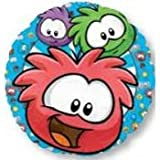 """Club Penguin Colorful Characters 18"""" Mylar Foil Balloon"""