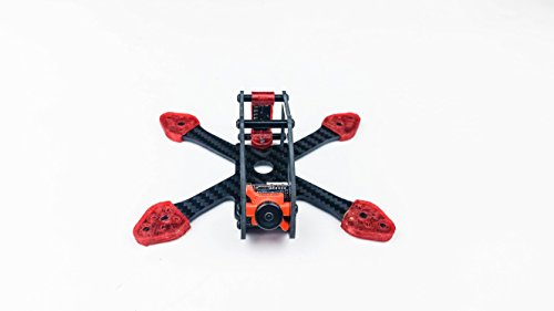 3DPOWER JET-110 FPV Freestyle Racing Quadcopter Frame for babyhawk betaflight lizard95