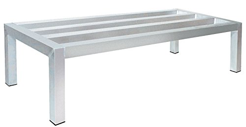 "Advance Tabco 48"" Dunnage Square Bar (Lite Series) Rack Model DUN-2048"