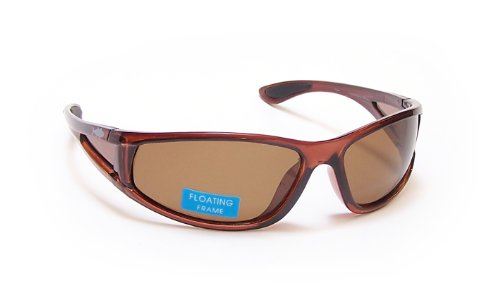 Coyote Eyewear FP-86 Bob's Floating Polarized Sunglasses, Brown, Brown Brn 1 Brown Sunglasses