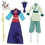 Disney Mulan Accessories Set -- 5-Pc.
