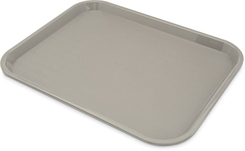 14inx18in Trays - Carlisle CT141823 Café Standard Cafeteria / Fast Food Tray, 14