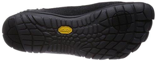 Casual Femme 14w6204 CVT Hemp de Chaussures pour Desconocido Noir Lacets Black à Ville vdSqCwvx