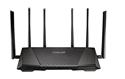 ASUS Tri-Band Gigabit (AC3200) WiFi Router