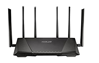 Asus Tri-band Gigabit (Ac3200) Wifi Router (Up To 3167 Mbps) With Mu-mimo To Ensure Lag-free Gaming, Aiprotection Network Security Powered By Trend Micro, Adaptive Qos & Parental Control (Rt-ac3200) 5