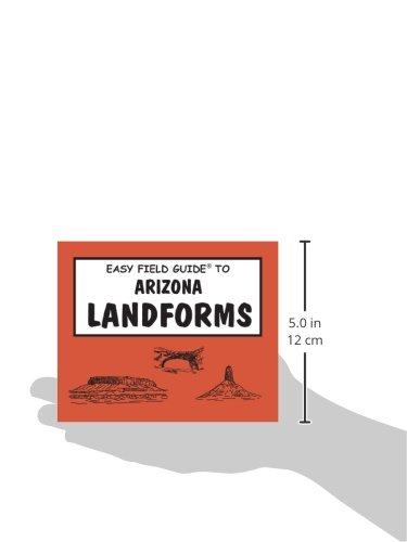 Easy Field Guide to Arizona Landforms (Easy Field Guides)