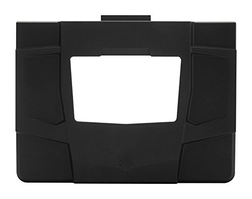 (Rockford Fosgate RFRZ-PMX0DK Dash Installation Kit for PMX-0 Source Unit in Select RZR900 and RZR1000 Models)
