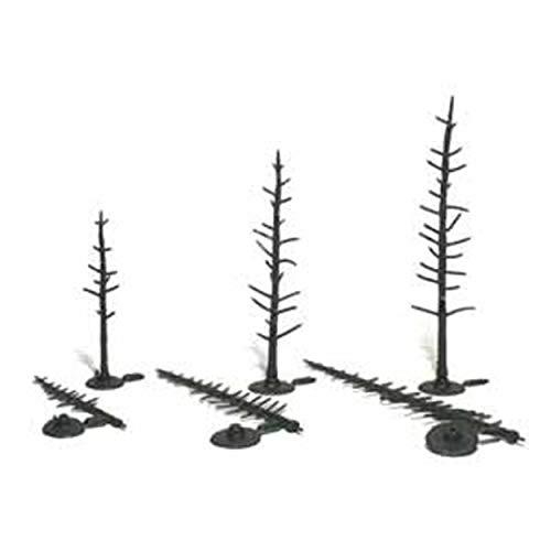 Woodland Scenics TR1124 Pine Tree Armatures (70) ()