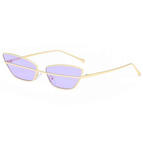 Femmes Petit Chat Lunettes Style Soleil Oeil Sunglass Cadre D Pour De Vintage color F Mode Polarisants Tatkldisu 7wIdq7