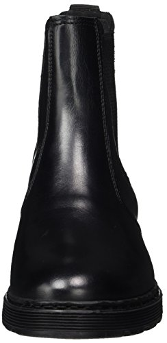 Buffalo London ES 30940 Pull Up Polido, Stivali Chelsea Donna Nero (Preto 01)