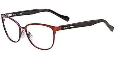 100% high quality fashion styles skate shoes Amazon.com: Hugo Boss Orange Rx Eyeglasses - 0153 6TA - Red ...