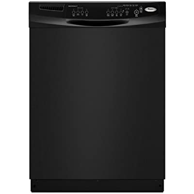 Click for Whirlpool : DU1300XTVB 24in Full Console Dishwasher with 4 Wash Cycles Black