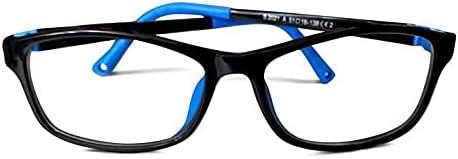 (5-Pack) Blue Light Kids Blue Light Blocking Glasses for Kids