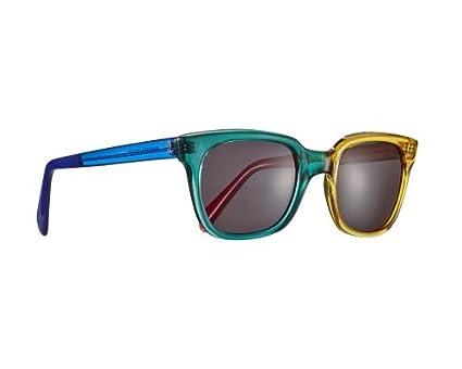 Amazon.com: Sheriff & Cherry arco iris g11se anteojos de sol ...
