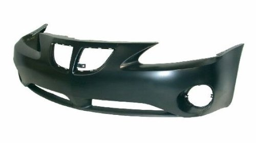 FRONT BUMPER COVER - PONTIAC GRAND PRIX 2004-2008 UPPER AND LOWER EXCLUDES GTP NEW ()