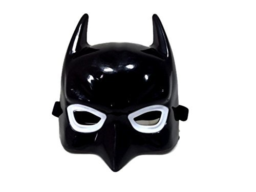 Superhero The Avengers Costume LED Light Eye Mask (Bat Man)