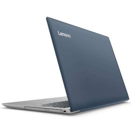 """2018 Flagship Lenovo IdeaPad 320 15.6"""" HD Anti-glarey Laptop, Intel Quad-Core Pentium N4200 Up to 2.5GHz, 8GB DDR3, 1TB HDD, DVD-RW, WIFI, Bluetooth, HDMI, 4-in-1 Card Reader, Win 10-Denim Blue"""