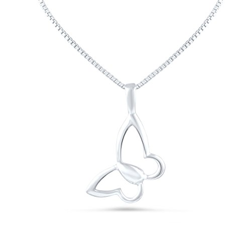 ting Butterfly Necklace ()