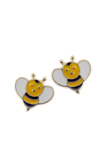 Boucles d'oreilles non pendantes Garçon Or jaune 375/1000