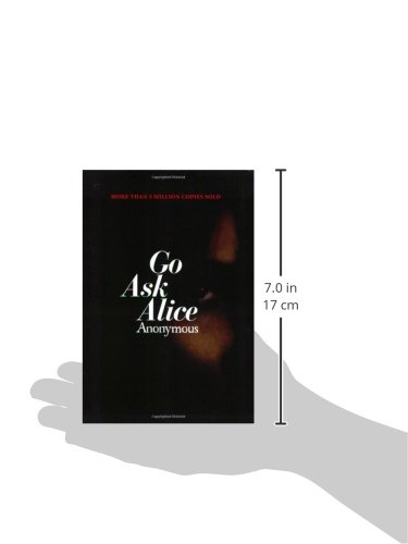 Go ask alice book review