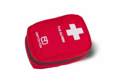 Ortovox Erste-hilfe-kit First Aid Mini, Rot, One Size, 2304000002