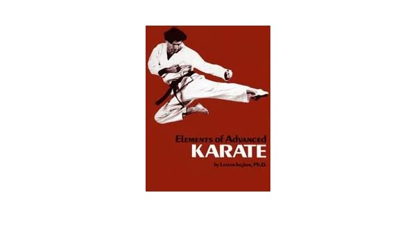 Elements of Advanced Karate