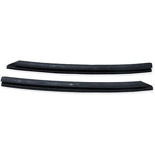 Eckler's Premier Quality Products 50-203472 Chevelle Quarter Window Vertical Weather-strip, Convertible Vertical Weatherstrip