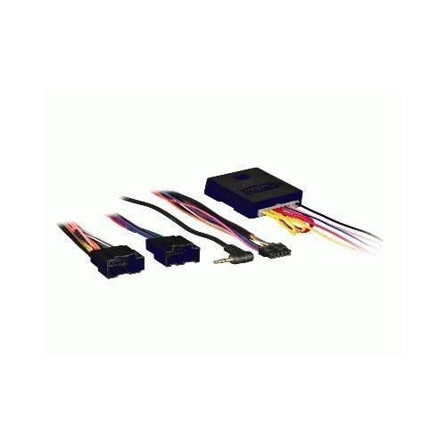 AXXESS XSVI-2105-NAV - NAV Interfaces - 06-UP GM LAN W/ RAP ACC & NAV OUTPUTS