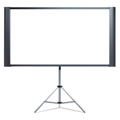 Epson - Duet Ultra Portable Projection Screen - 80quot; Widescreen