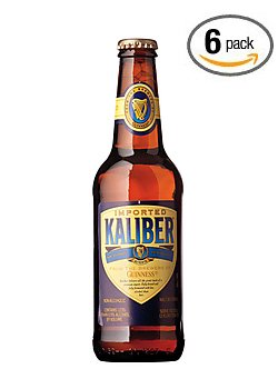 Non Alcoholic Beer Made (Kaliber Non-alcoholic Beer Made in Ireland By Guinness - 6 Bottles)