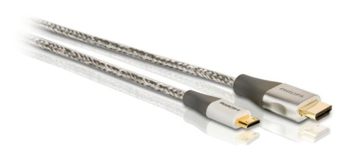 High Speed HDMI Mini-Pin Cable (6 feet) (Discontinued by Manufacturer) ()