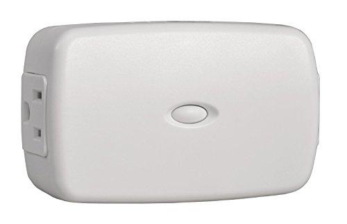NuTone NPS15Z Smart Z-Wave Enabled Plug-In Outlet Appliance Module, White