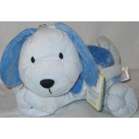 Amazon.com: Carter's Just One Year Blue Spotted Puppy Dog