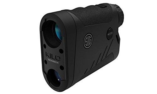 Sig Sauer Kilo1800BDX 6x22 Rangefinder, Black by Sig Sauer