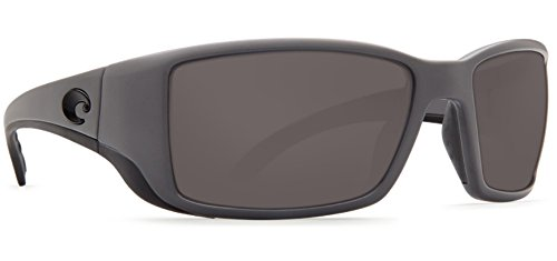 Costa 580g Sunglasses gray Gray Men's 580glass Blackfin Polarized Matte ZtrfZxq