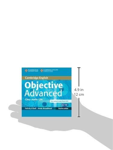 Objective Advanced Class Audio CDs (2) Fourth Edition: Amazon.es ...