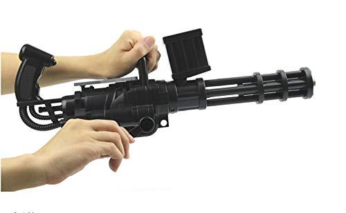 5billion Water Gun Series Water Play Gatling Gun Soft Toy Gun Simulation Model of Children Play Outdoors Live-Action CS Toys by 5billion (Image #2)
