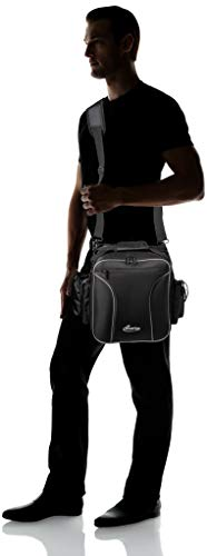 Simple Flyer Alpha Pilot Headset Flight Bag (Black)