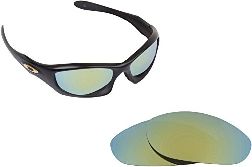 15ea3166c4b New SEEK OPTICS Replacement Lenses Oakley MONSTER DOG - Black Green ...