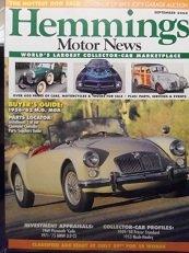 Download Hemmings Motor News Buyers Guide: 1956-'62 M.G. MGA (September, 55) PDF