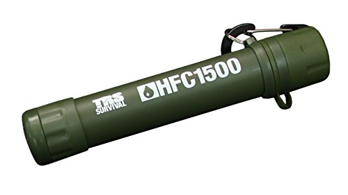 TRS Survival HFC1500 Water Filter with Prefilter Assembly, Extension Hose and More! by TRS