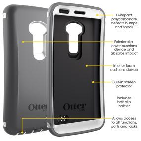 OtterBox Defender Series case for LG G Flex. LG G Flex phone case