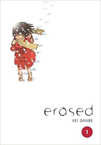 Erased, Vol. 1: Sanbe, Kei: 9780316553315: Books - Amazon.ca