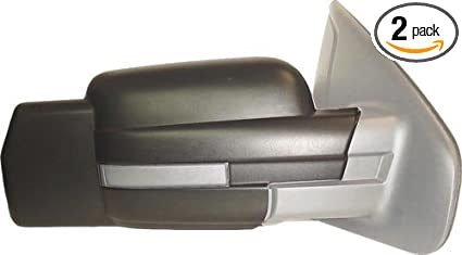 Fit System  Ford F  Towing Mirror Pair