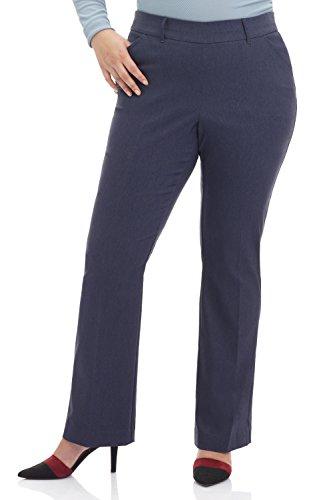 Panel Bootcut Pants - 6