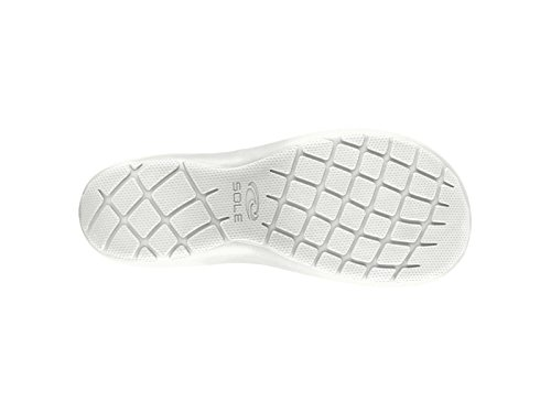 SOLE Beach Flips - Women's Orthotic Sandals Blanca/White free shipping how much clearance professional online shop from china buy cheap explore LAzjMPx